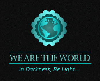 We Are The World Blogfest - In Darkness, Be Light
